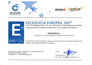 SELLO EFQM 300+ 280515